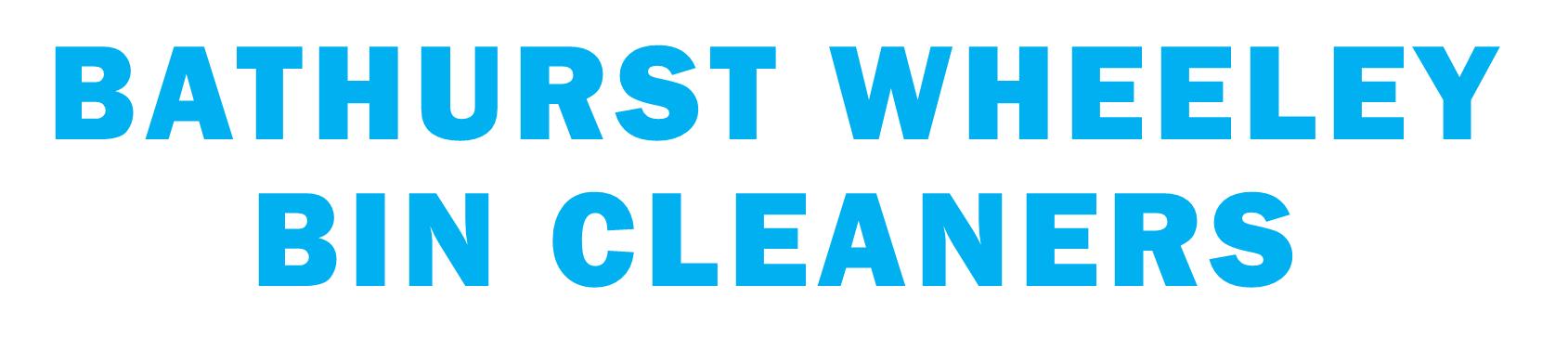 Bathurst Wheeley Bin Cleaners